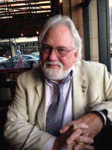 Robert Michael Pyle (photo credit: Florence Sage)