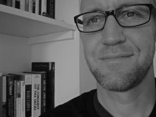 Chris Featherman author photo