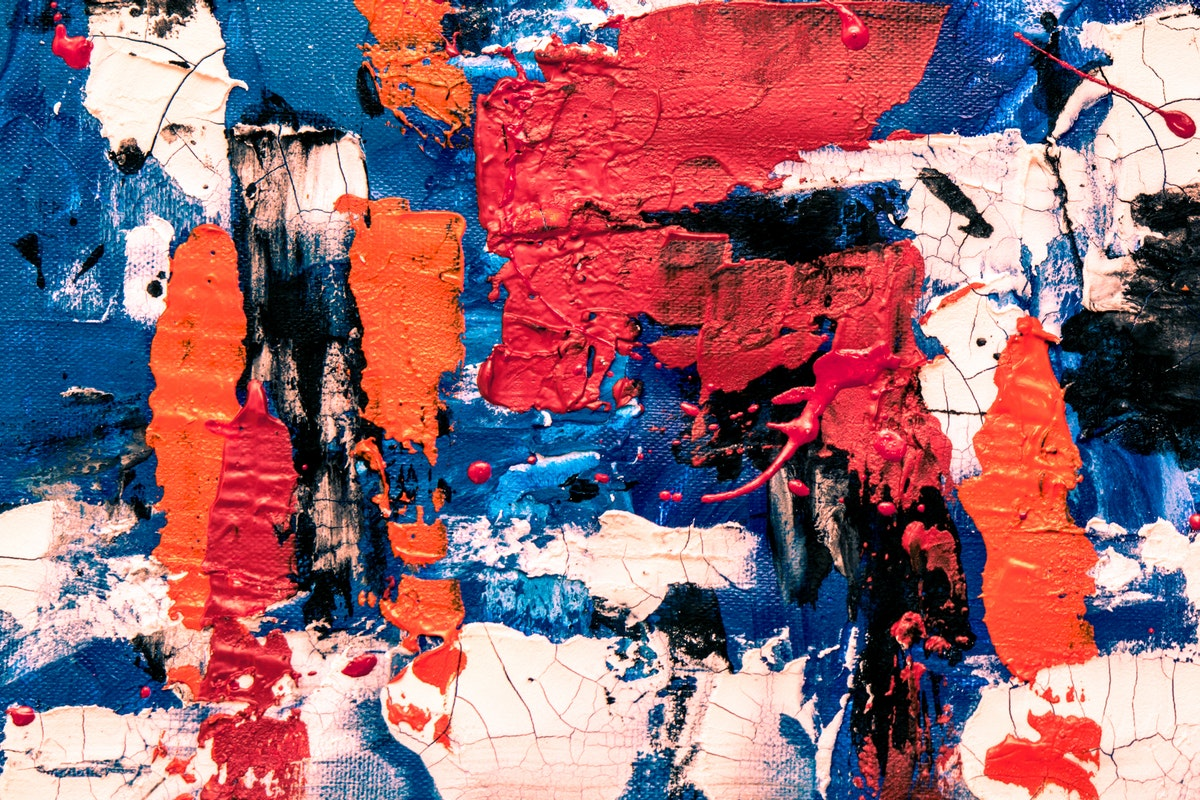4k Wallpaper Abstract Painting Acrylic Paint 1451567